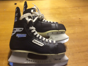 Patins hockey homme Bauer Lame Tuik