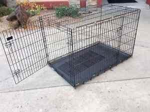 Wire Dog Kennel 48 by 30 Large
