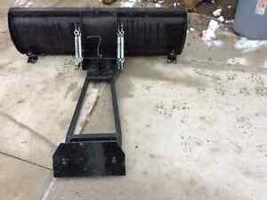 """53"""" Snowplow for Atv  with harness and adapter plate will fit al"""