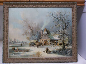 Original Print Published By Hallen & Weiner NY #218 London Ontario image 1