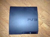 Négociable-PS3 500Go-24 jeux/games-PS Move