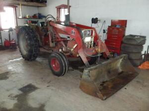 Tracteur Inter 385 Diesel