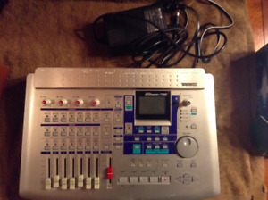Tascam Digital Portastudio 788 (8 channels)