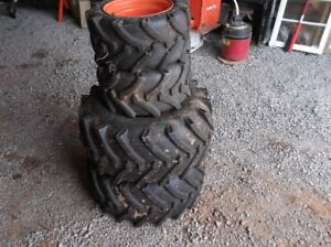 lawnmower front & back tires