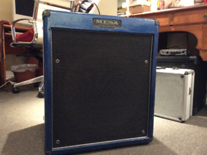 Mesa Boogie Scout Radiator 15in Bass Cab