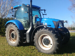 T6-165 New Holland Tractor