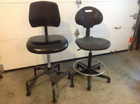Workbench chairs