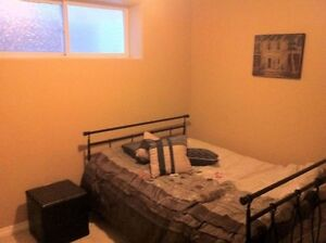 Two Bedroom furnished basement Suite in Timberlea
