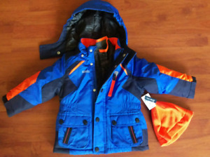 Brand new with Tags Oshkosh 4 in 1 Winter Coat