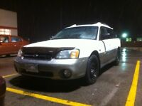 Subaru Outback L.L Bean Edition Fully Loaded Saftied NO RUST