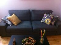 Canapé IKEA KIVIK livraison 23 mai 2015