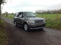 24/7 Trade sales NI Trade prices for the public 2007 Range Rover Vogue 3.6 TDV 8 HSE Automatic