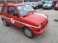 Fiat 126 BIS - 1989 G-REG - FULL 12 MONTHS MOT