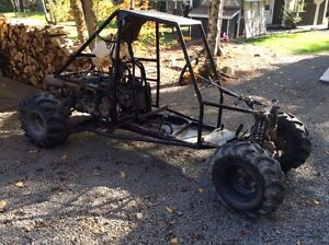 Project 4x4 tube buggy