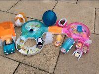 Zhu Zhu Hamster toys