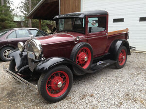 Sweet!!! 1931 Ford Model A Pickup