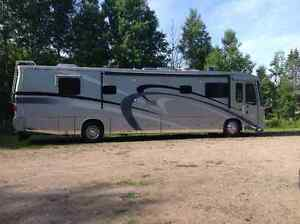 41 feet Diesel pusher motorhome 500 HP. NEW LOW PRICE