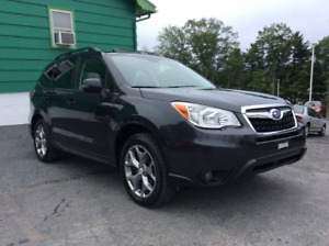 2016 Subaru Forester LIMITED WITH EYESIGHT TECHNOLOGY PACKAGE