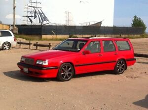 1996 Volvo 855R/manual wagon for sale