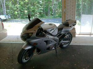 2006 Kawasaki ZX600-J