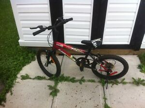 Boys 6-12 Supercycle Mountain Bike ($80.00 OBO)
