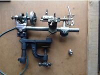 Watchmakers lorch lathe
