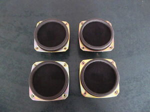 BRAND NEW Delco stereo speakers set of four  ....  $65.00 London Ontario image 1
