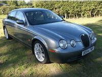 04 54 Jaguar S-Type 3.0 V6 Sport 5 Spd. Manual In Lovely Original Condition