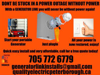 Generator Link! Don't be without!