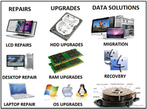 Computer Repair, Virus Removal, Networking, Data Recovery!