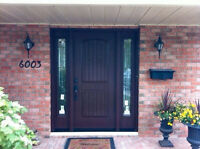 WINDOWS & DOOR REPLACEMENT - FREE QUOTE - FALL SALE