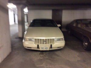 1997 Cadillac STS  spent $3500 in new parts, driven 30km since