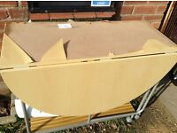 Free fold up table collection