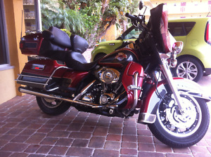 2007 Harley Davidson Ultra Classic
