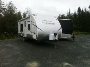 Catalina travel trailer