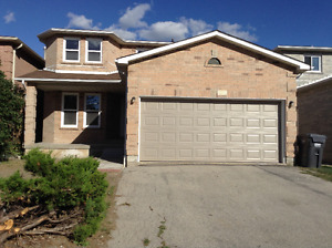 4 Bedroom Detached House for Rent in Mississauga