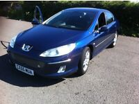 lovely peugeot 407 diesel 5 doors saloon hdi 2 l lovely car