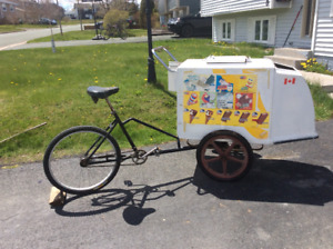 Ice Cream Bike for sale