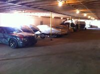 Muscle Car Storage