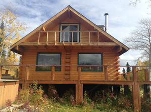 TO BE MOVED House in Atlin,BC