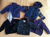 Toddler coats/ jackets 12-18 months. Bundle 15