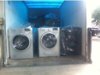 BRAND NEW WASHING MACHINES 7-9KG WITH 1 years warranty