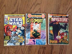 Comic Collection 1976-1978 $65.00 for sale.