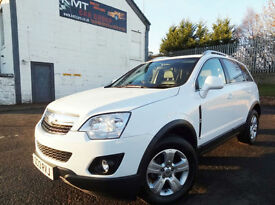 2013 Vauxhall Antara 2.2CDTi (163ps) (s/s) Exclusiv - ONLY 25000mls - KMT Cars