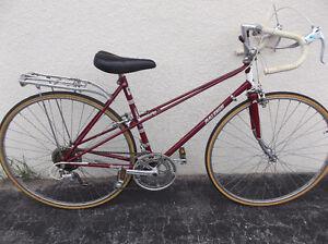 Rare Vintage Ladies Raleigh Record Ace 10 spd Roadbike