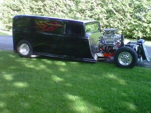 hot rod street rod custom all of the above