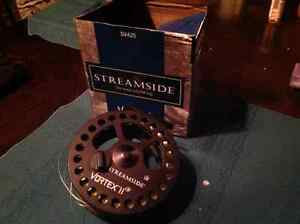 Streamside Vortex centerpin reel