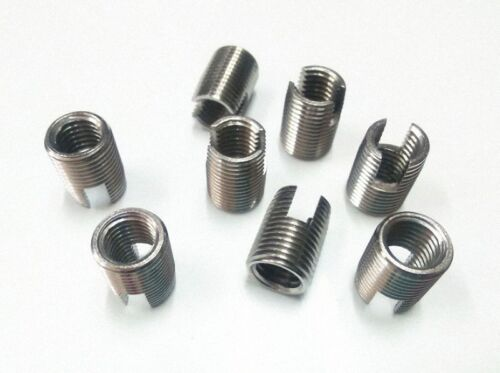 CAPT2011 M14 x 2mm Stainless Steel Solid Insert Thread Repairing Metal Threads