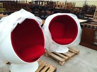 Ball Chairs One SOLD