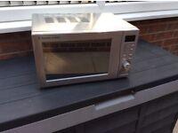 Rustle Hobbs 800w microwave